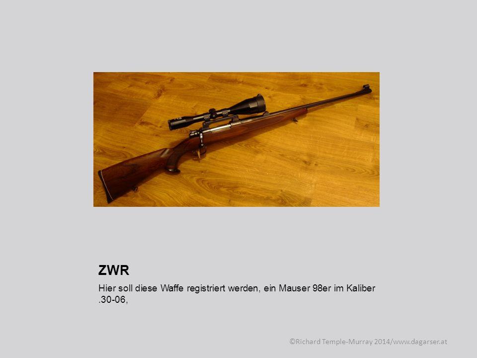ZWR ursprünglich bereits 1998 gem.