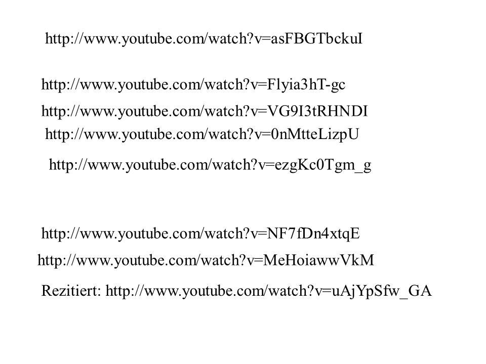 http://www.youtube.com/watch?v=NF7fDn4xtqE http://www.youtube.com/watch?v=MeHoiawwVkM http://www.youtube.com/watch?v=Flyia3hT-gc http://www.youtube.co