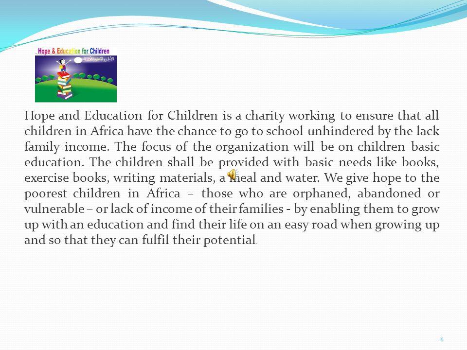 5 Help in progress for the following countries: TOGO SUDAN ERITRIA