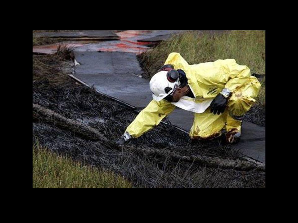 Auch für den Tourismus ist die Ölpest eine Katastrophe.