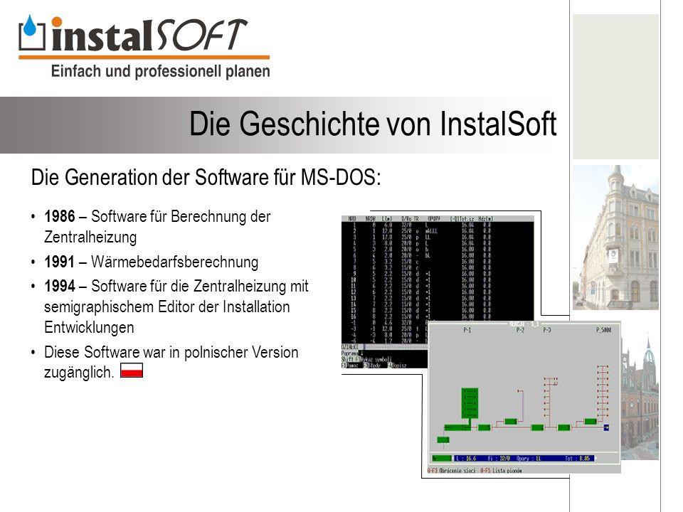 InstalSoft Zjednoczenia 2; 41-500 Chorzów, PolenTel.:+48 32 750 52 00 www.instalsoft.com info@instalsoft.comFax:+48 32 720 207 21