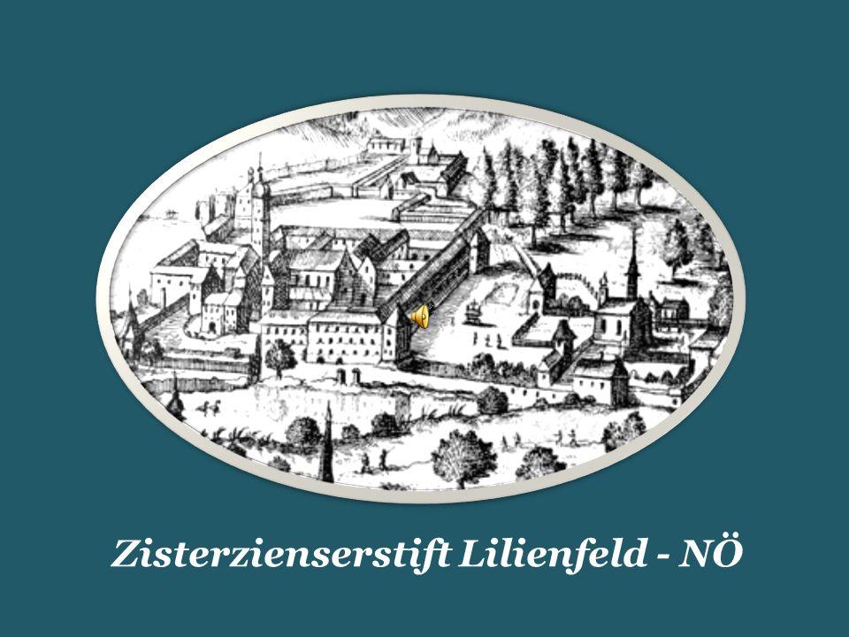 Die Stiftsbibliothek Wurde ungefähr um 1700 von Laienbrüdern errichtet.