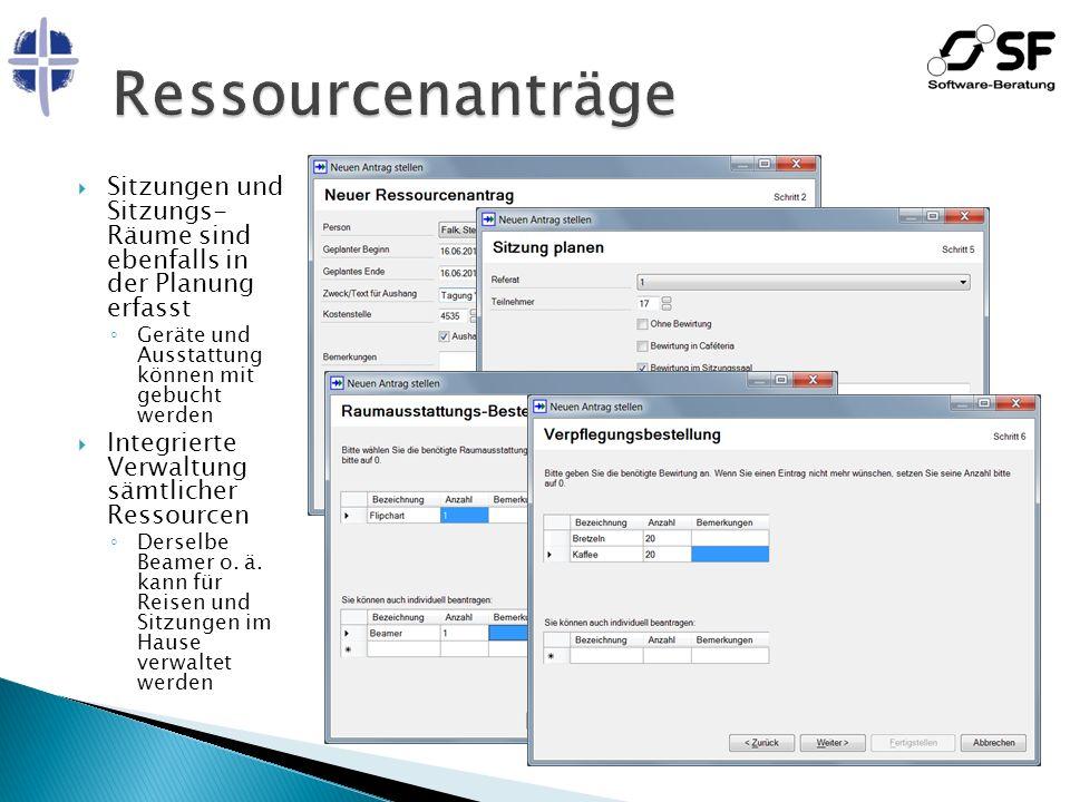 Berichte als Excel- oder PDF-Dateien speicherbar Ad-hoc-Abfragen perfekt in Excel o.ä.