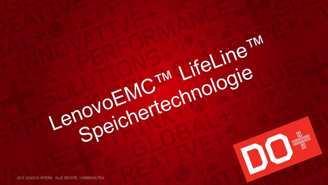 99 LenovoEMC px4-400r NAS: Beschreibung Umfassende, benutzerfreundliche Backup-Lösungen für kleine bis mittlere Unternehmen (KMU) LenovoEMC LifeLine, die Verwaltungssoftware, mit der alle LenovoEMC NAS- Geräte betrieben werden, bietet stabile Funktionen zum Speichern, Freigeben, Verwalten und Schützen von Daten.
