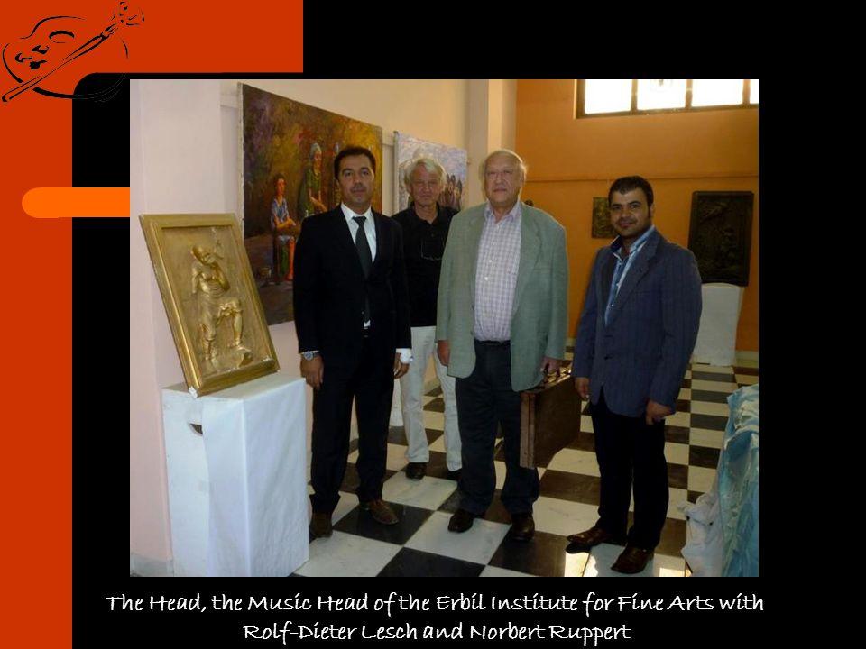 The Erbil Citadel – a UNESCO World Heritage Centre