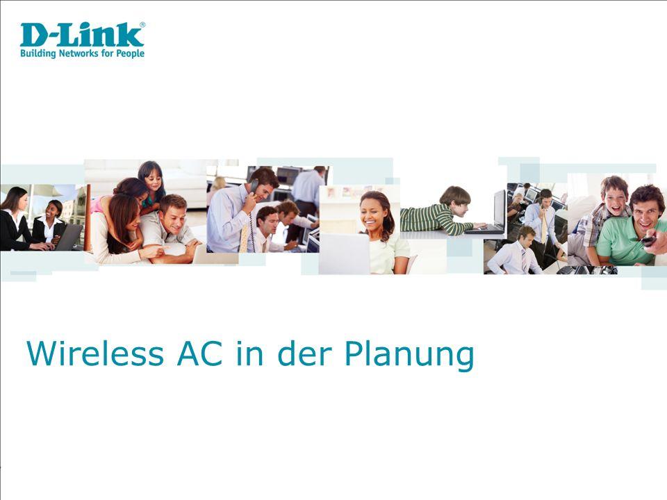 Wireless AC in der Planung
