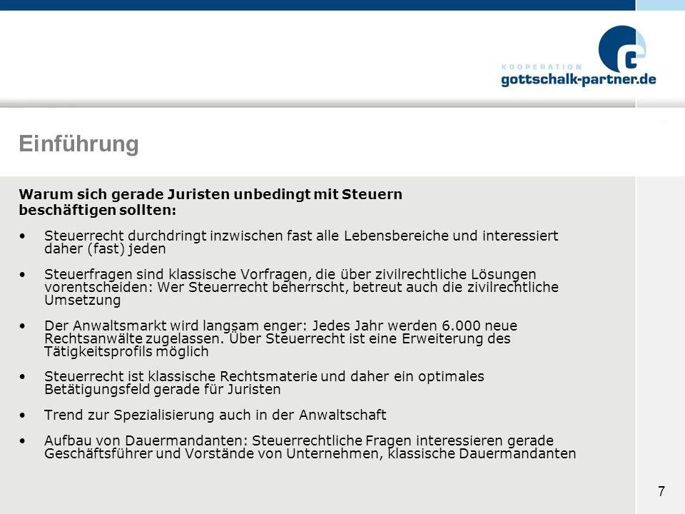 68 Spezialthema: Betriebsaufspaltung Voraussetzungen der Betriebsaufspaltung (H 15.7 Abs.