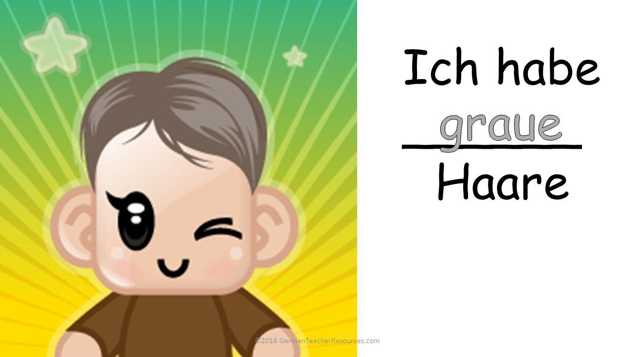 ©2014 GermanTeacherResources.com