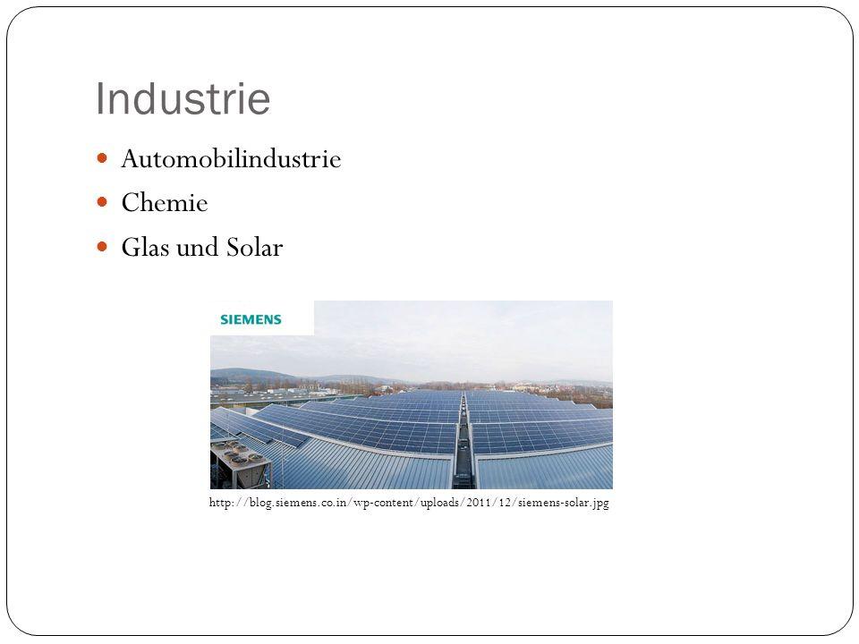 Industrie Automobilindustrie Chemie Glas und Solar http://blog.siemens.co.in/wp-content/uploads/2011/12/siemens-solar.jpg
