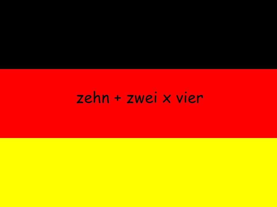 zwei x zwei