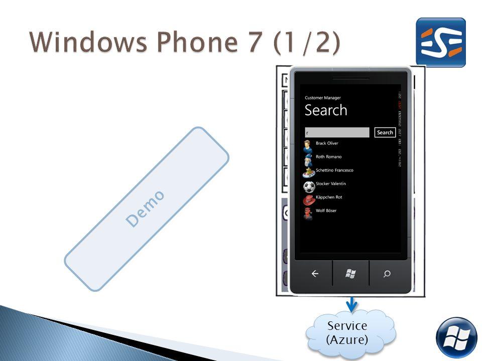 Service (Azure) Demo