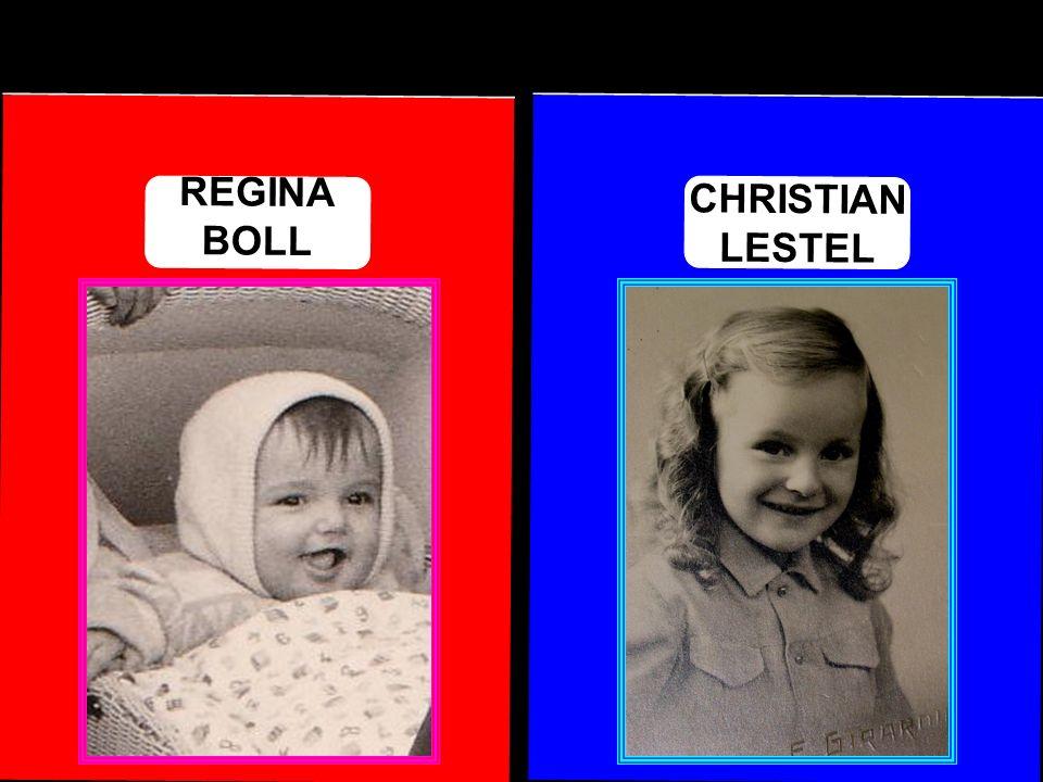 CHRISTIAN LESTEL REGINA BOLL