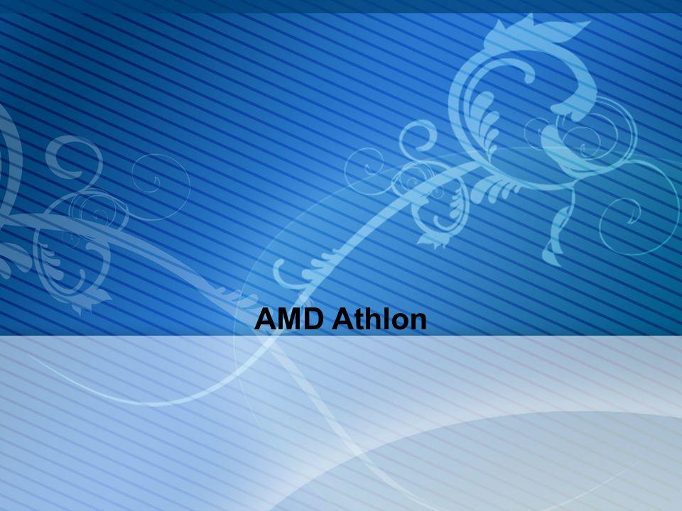 AMD Athlon (K7), ein Prozessor der K7-Generation, von 1999 bis 2002 AMD Athlon MP, ein Prozessor der K7-Generation, von 2001 bis 2003 AMD Athlon XP, ein Prozessor der K7-Generation, von 2001 bis 2004 AMD Mobile Athlon 4, ein Prozessor der K7-Generation, im Jahr 2001