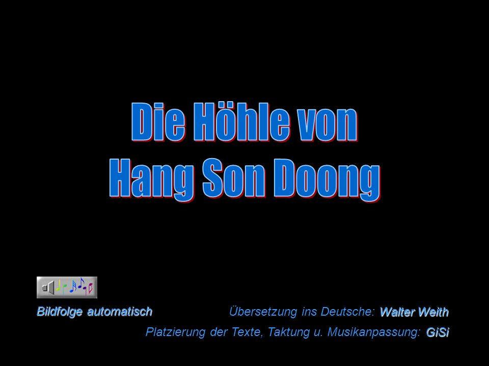Hang Son Doong Ende