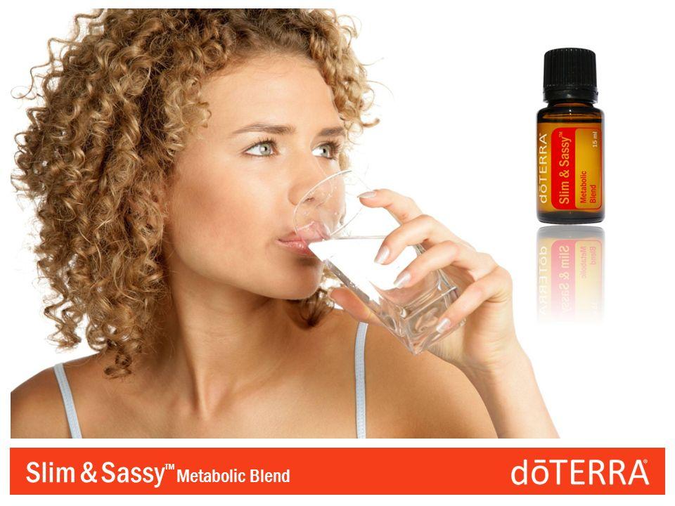 Slim & Sassy Metabolic Blend