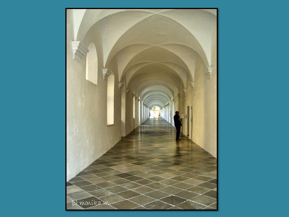 Klosterkirche Decke Grisaillemalerei
