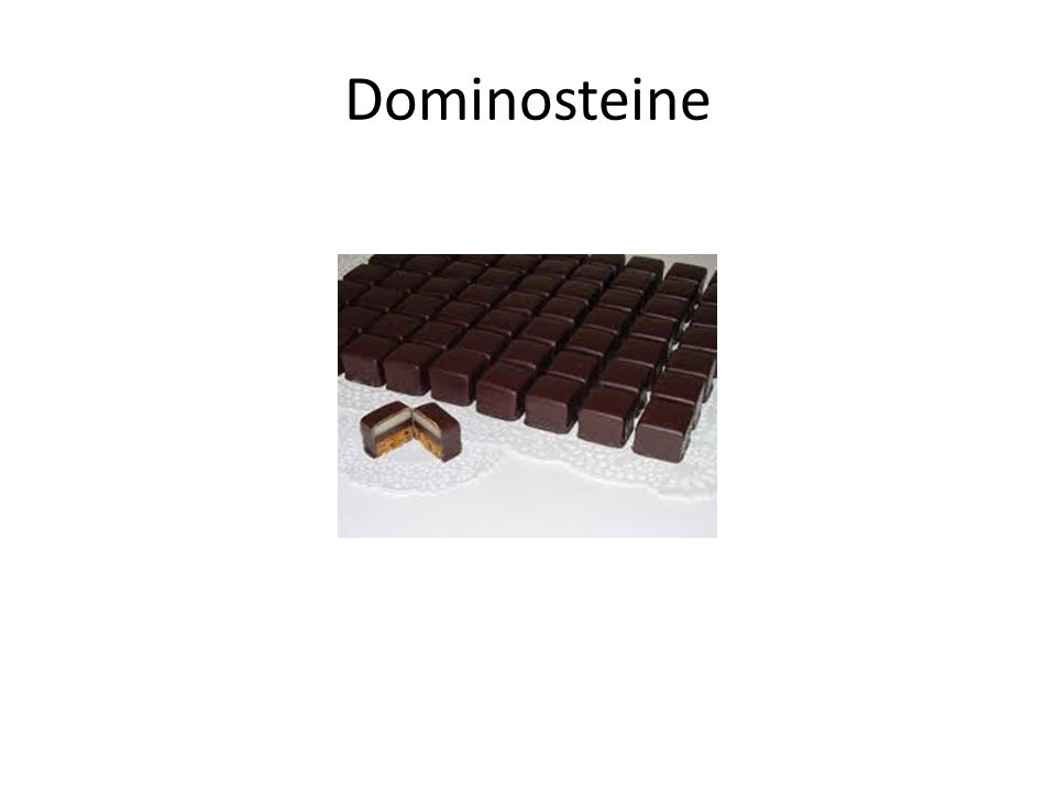 Dominosteine