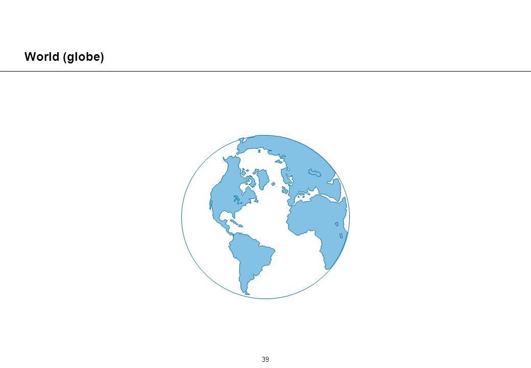 39 World (globe)