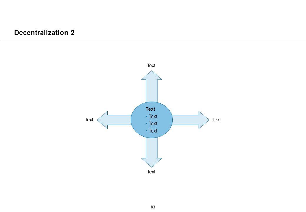 83 Decentralization 2 Text