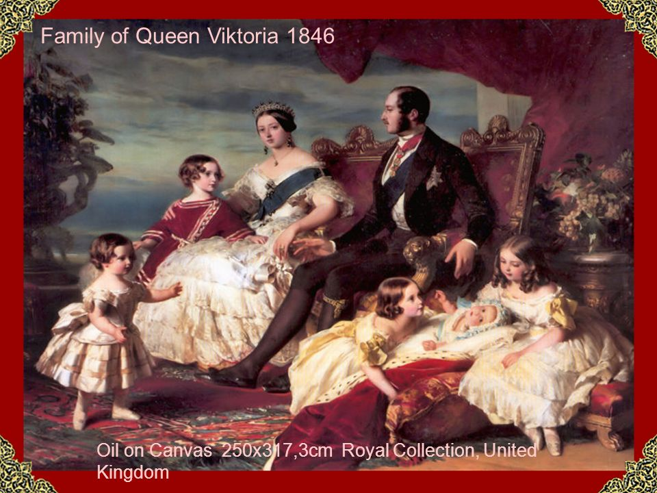 The Decameron 1837 Oil on Canvas 190,5x254cm P.C.