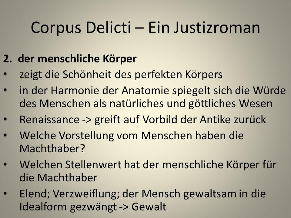 Corpus Delicti – Ein Justizroman 2.