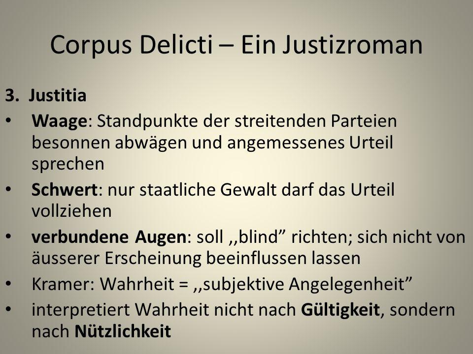Corpus Delicti – Ein Justizroman 3.
