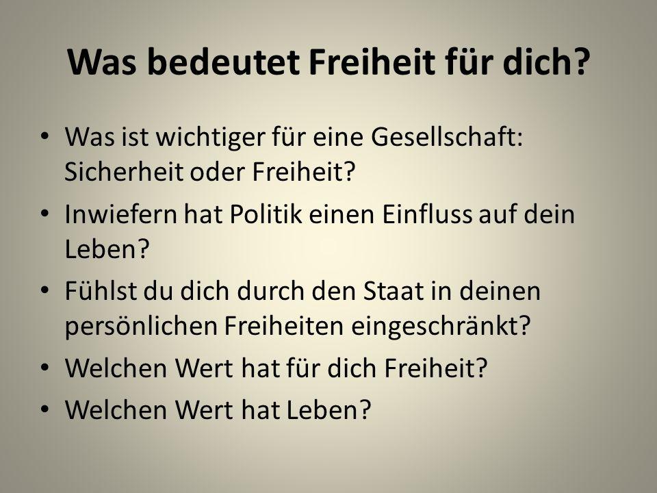 Von der Anhängerin zur Gegnerin: Mia Holl,,An mir ist alles Vernunft (KV11) 3b),,Which side are you on.