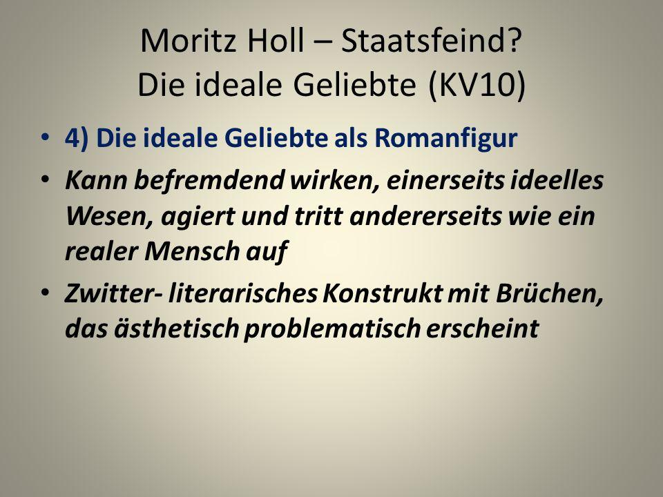 Moritz Holl – Staatsfeind.