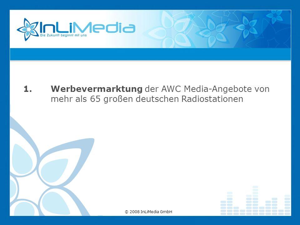 Wir bieten ihnen die Kommunikation auf den Mediastream-Angeboten und den Playern von über 90 Radiostationen.