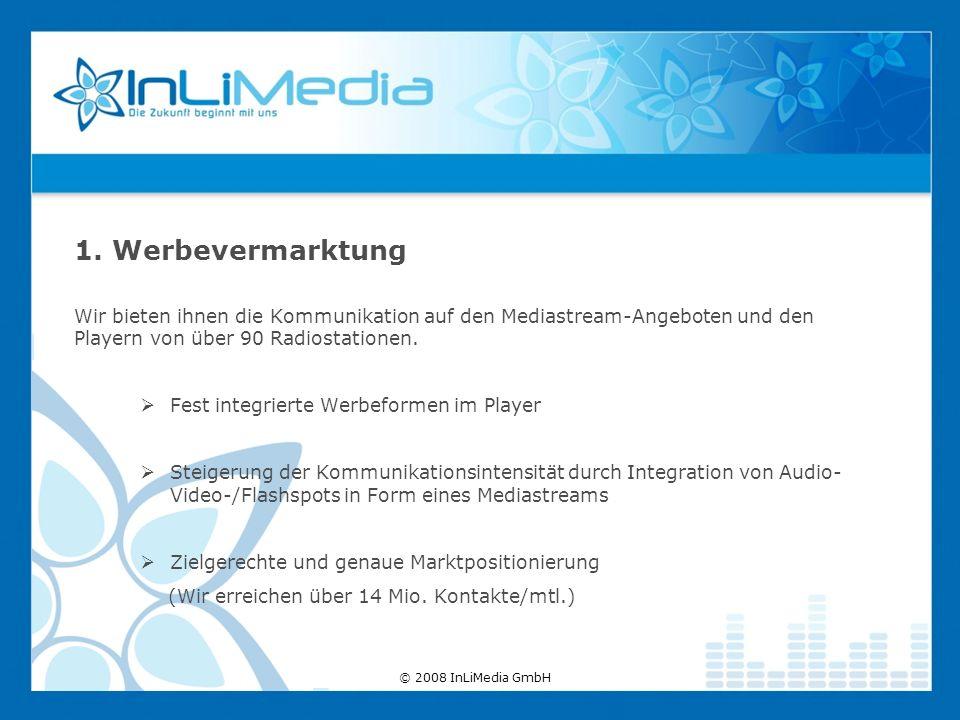 Wir bieten ihnen die Kommunikation auf den Mediastream-Angeboten und den Playern von über 90 Radiostationen. Fest integrierte Werbeformen im Player St