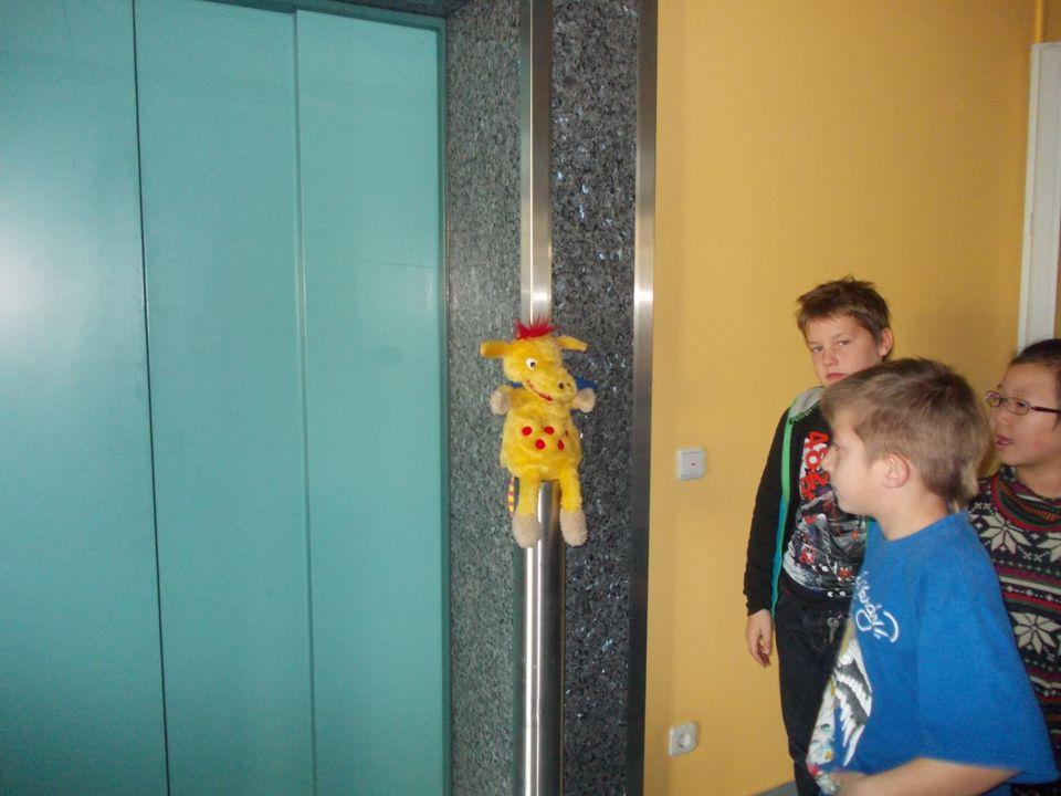 Dr. Ruben untersucht in der Zwischenzeit eine werdende Mutti. Plötzlich klopft es an der Tür.