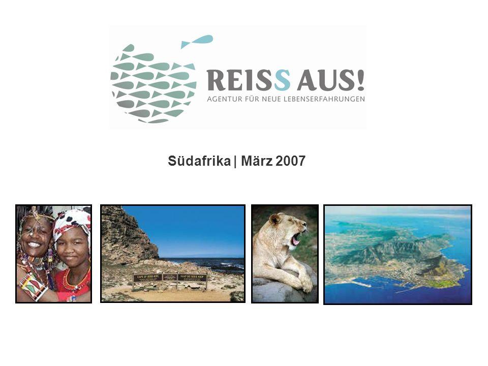 Südafrika | März 2007