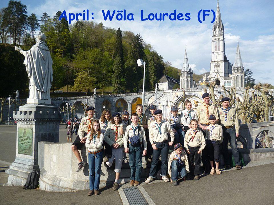 April: Wöla Lourdes (F)
