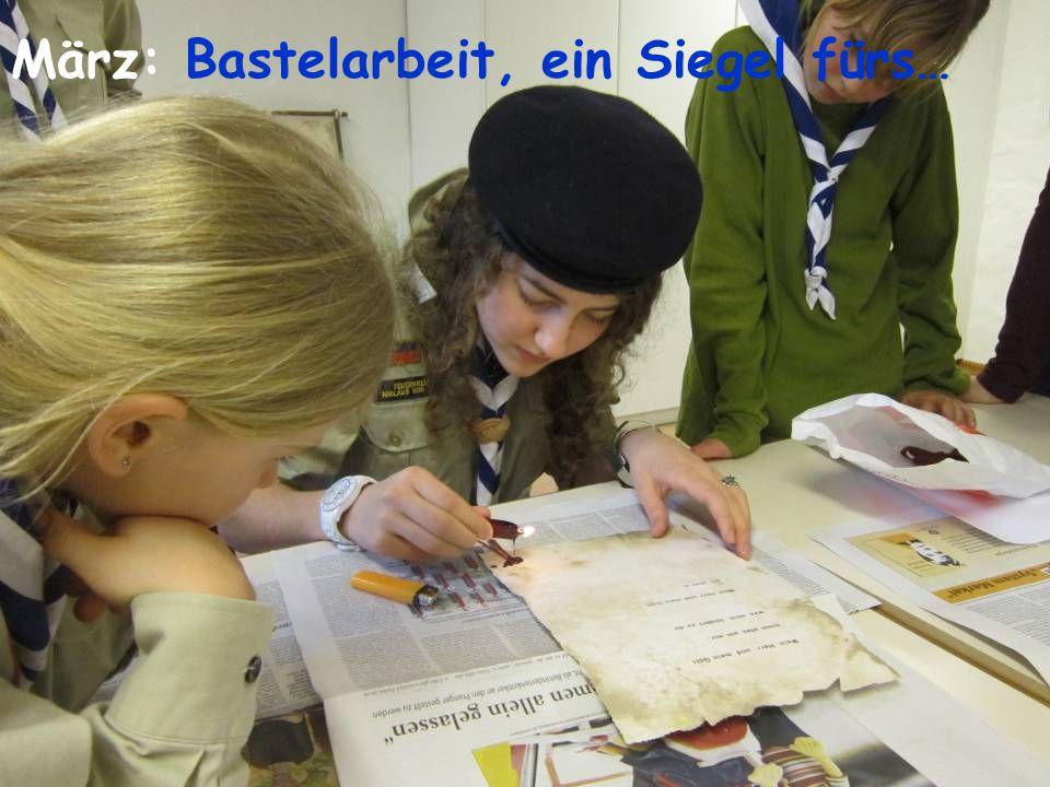 April: Jassturnier, Mogelsberg