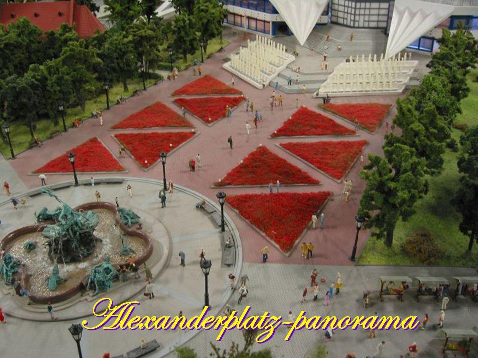 Alexanderplatz-panorama Alexanderplatz-panorama