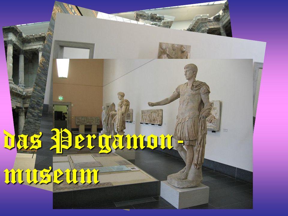 das Pergamon- museum
