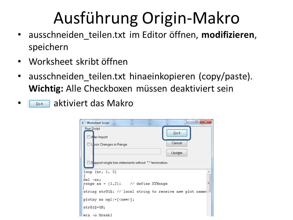 Datenkonvertierung Bessy vom *.uxd zum *. raw