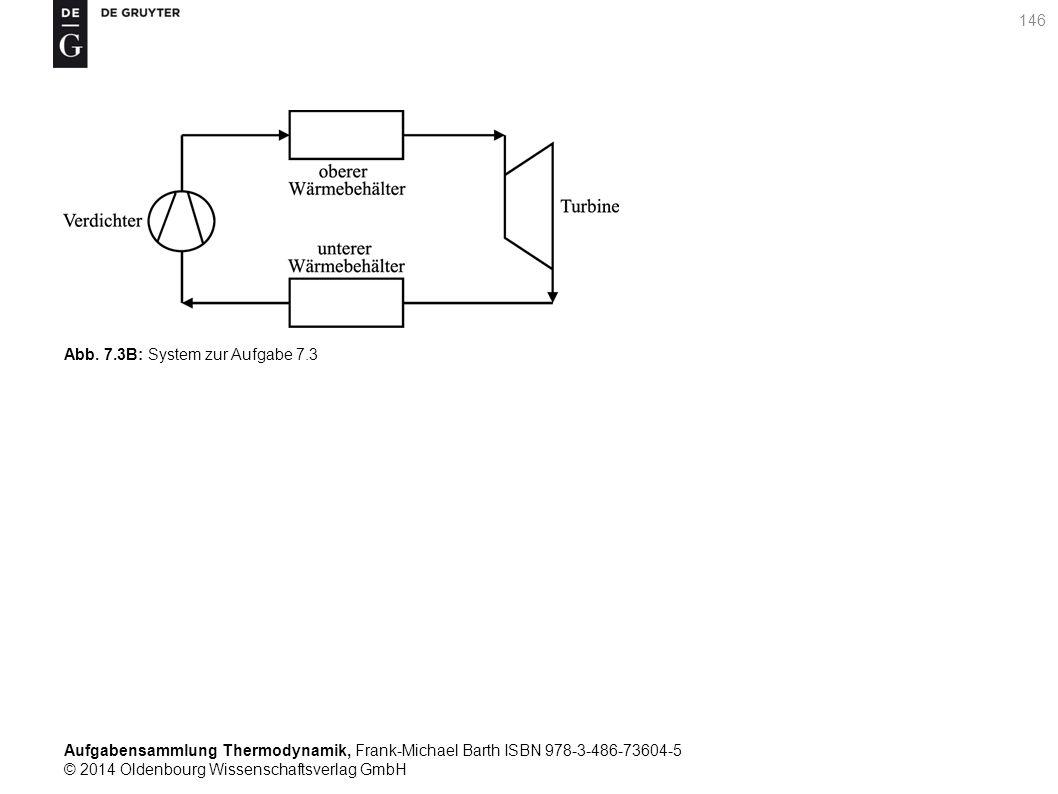 Aufgabensammlung Thermodynamik, Frank-Michael Barth ISBN 978-3-486-73604-5 © 2014 Oldenbourg Wissenschaftsverlag GmbH 146 Abb.