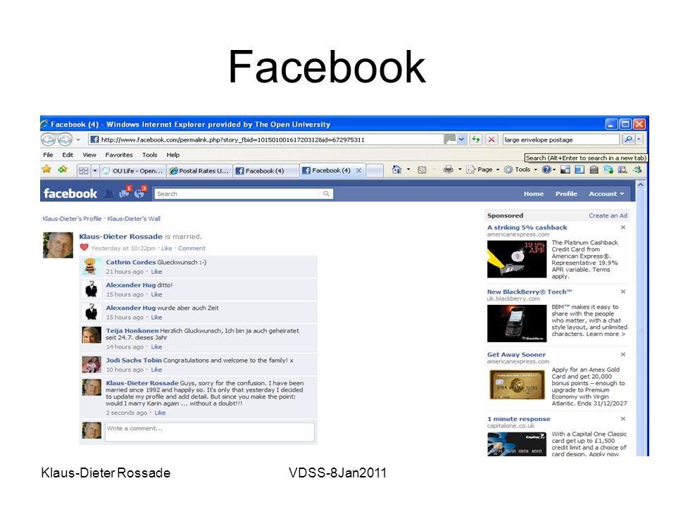 Klaus-Dieter RossadeVDSS-8Jan2011 Facebook