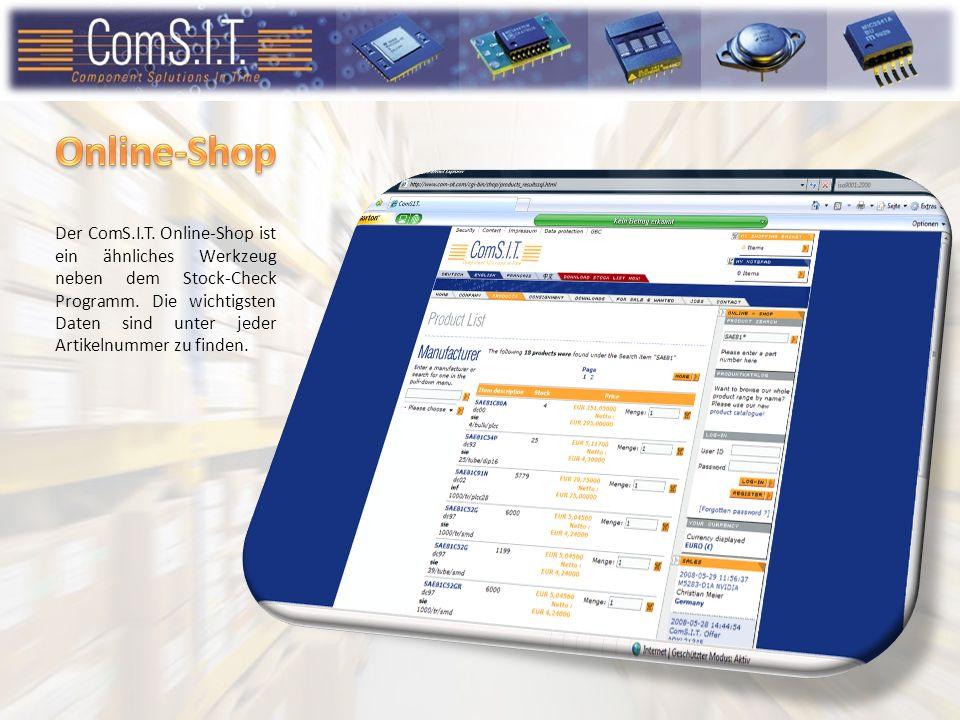 ComS.I.T.Distribution GmbH Der ComS.I.T.