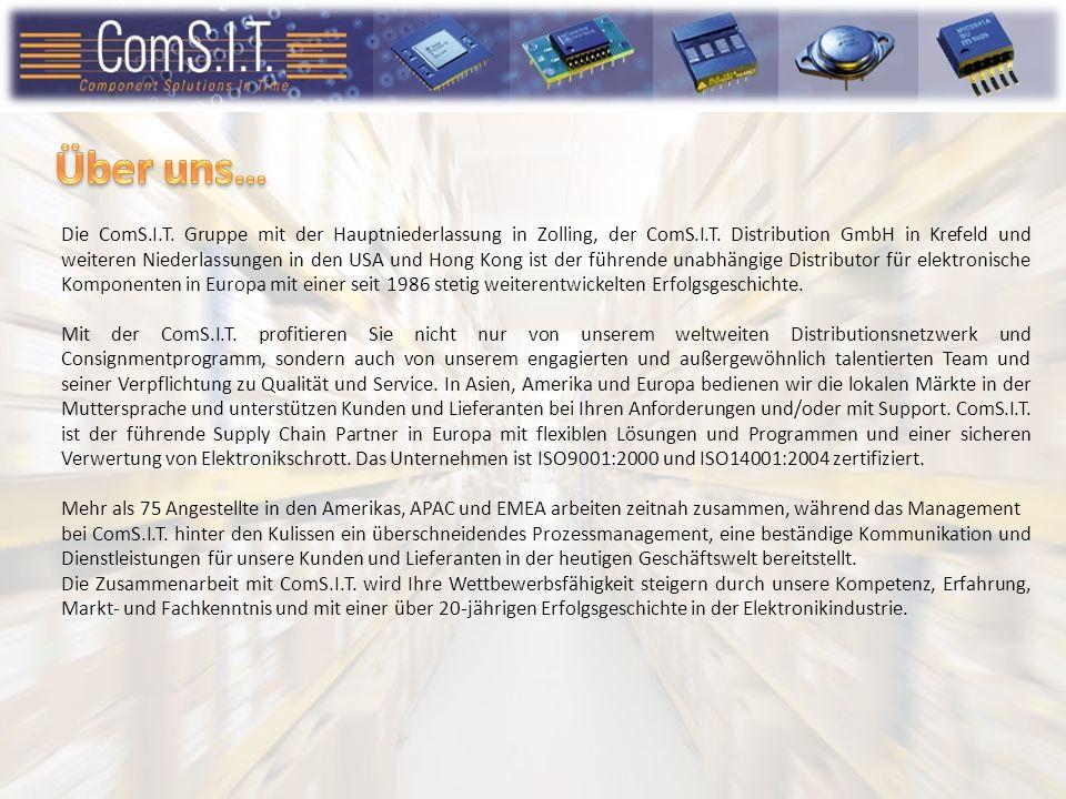 ComS.I.T.Distribution GmbH Die ComS.I.T.