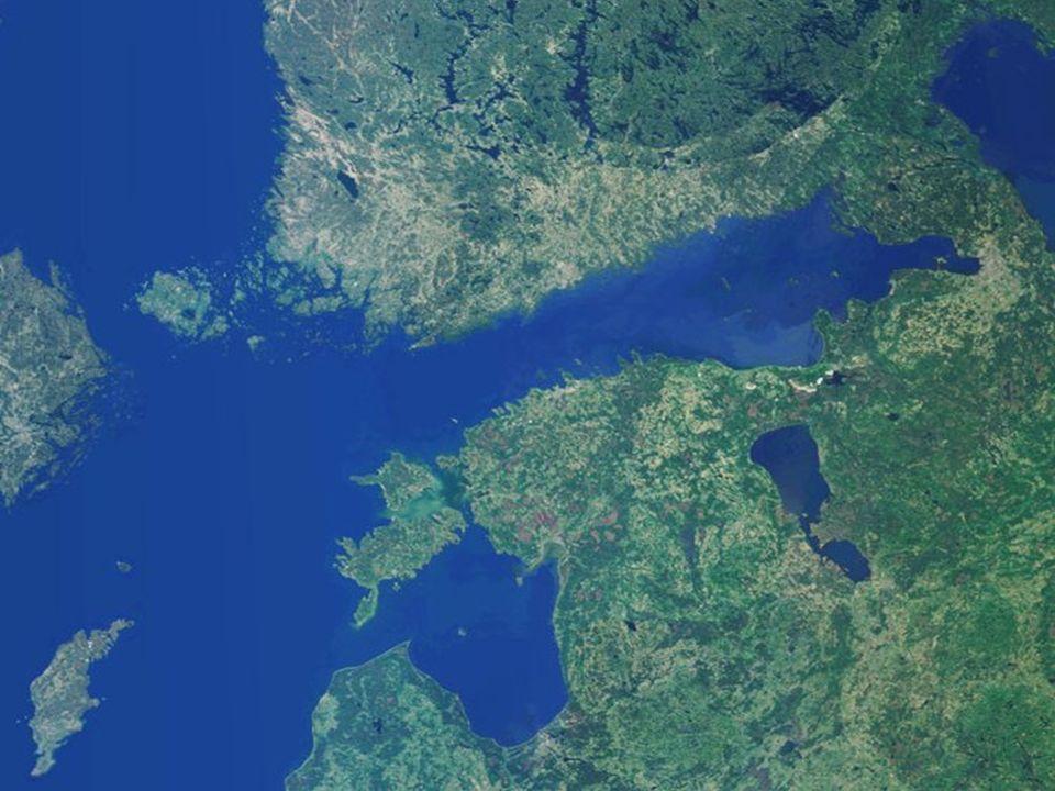 Das Klima Estlands ist im Allgemeinen kühl- gemäßigt mit kalten, frostigen Wintern und mäßig warmen Sommern auf nordeuropäischem Niveau.