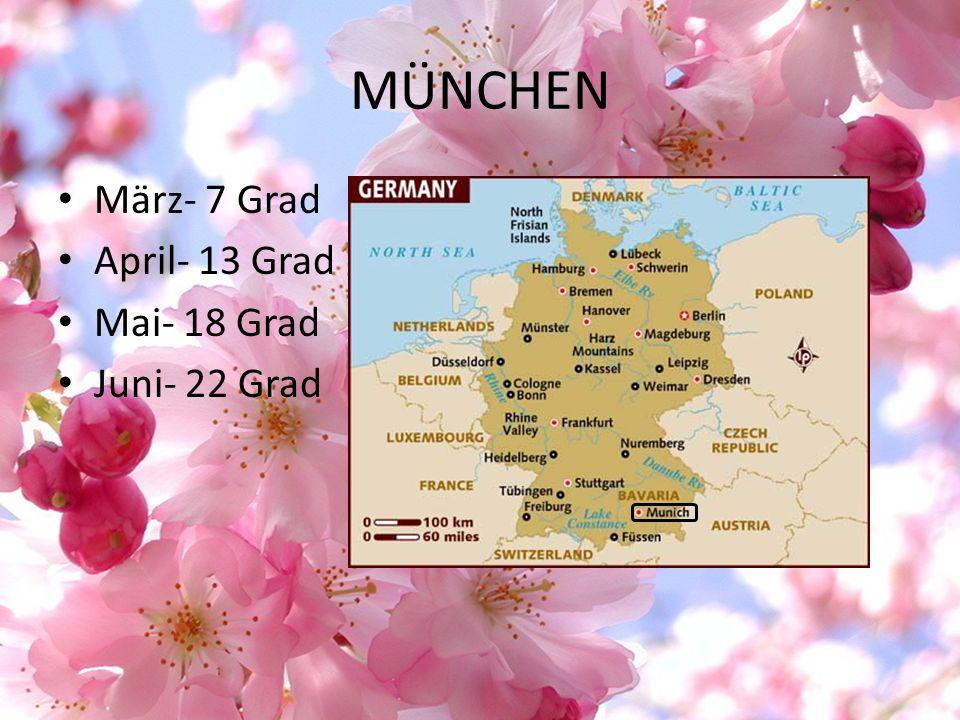 Nord Deutschland Regnerish und bewölkt Über 16 Grad