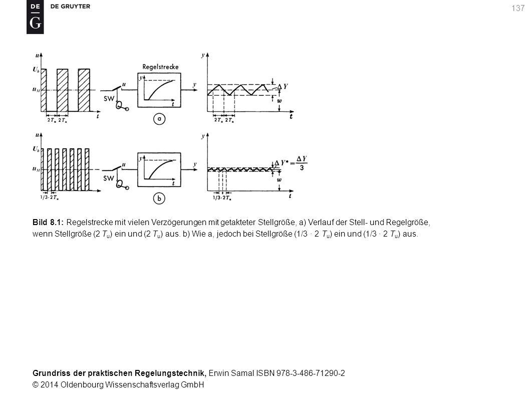 Grundriss der praktischen Regelungstechnik, Erwin Samal ISBN 978-3-486-71290-2 © 2014 Oldenbourg Wissenschaftsverlag GmbH 137 Bild 8.1: Regelstrecke m