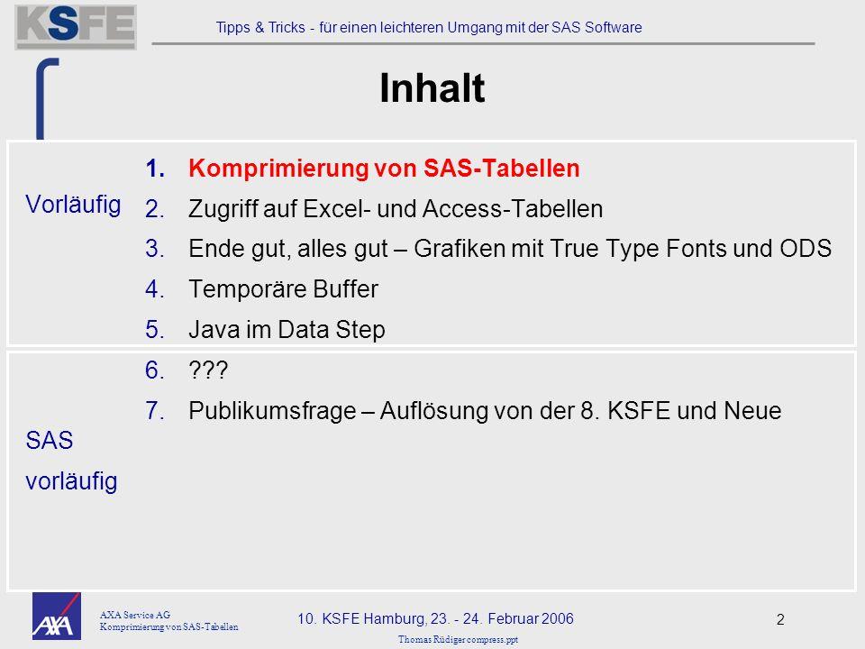 10.KSFE Hamburg, 23. - 24.