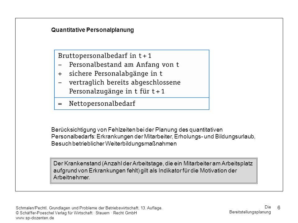 47 Schmalen/Pechtl, Grundlagen und Probleme der Betriebswirtschaft, 13.