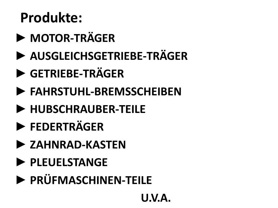 MOTOR-TRÄGER AUSGLEICHSGETRIEBE-TRÄGER GETRIEBE-TRÄGER FAHRSTUHL-BREMSSCHEIBEN HUBSCHRAUBER-TEILE FEDERTRÄGER ZAHNRAD-KASTEN PLEUELSTANGE PRÜFMASCHINE
