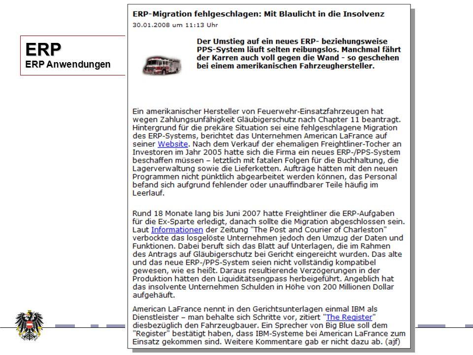 159 ERP ERP Anwendungen