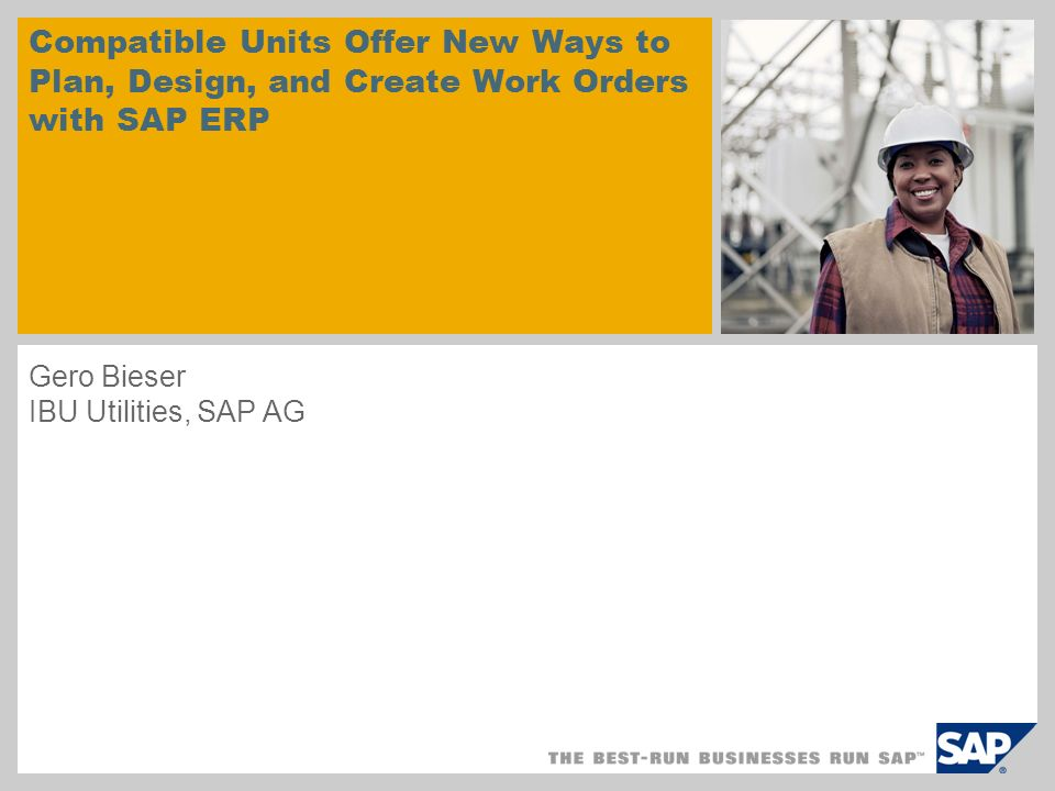 © SAP 2007 / Page 2 Disclaimer This presentation is a preliminary version and not subject to your license agreement or any other agreement with SAP.