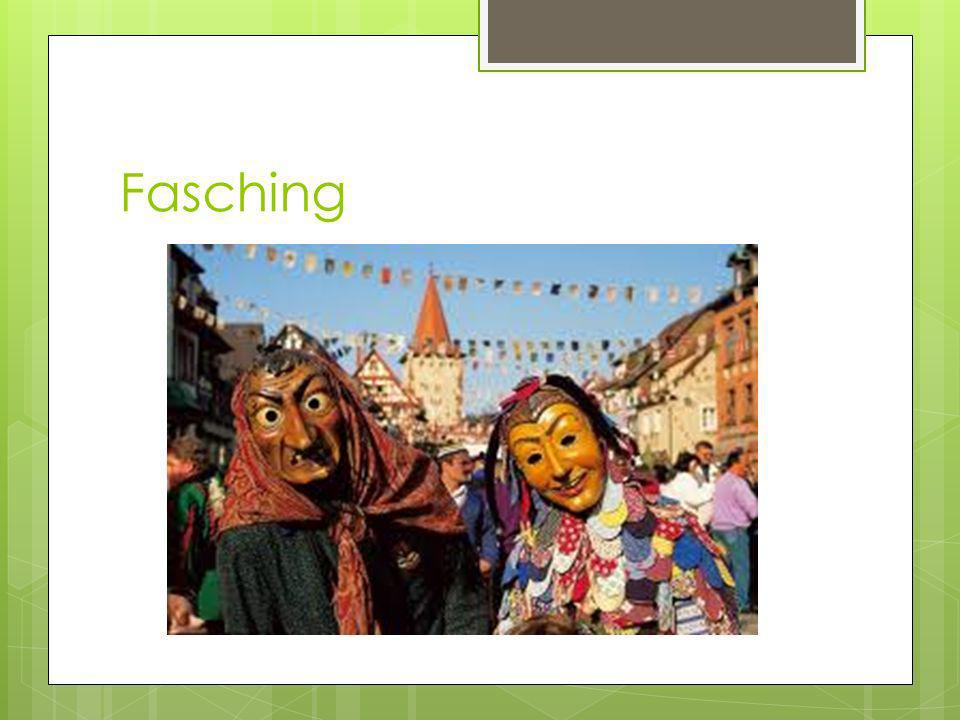 Fasching